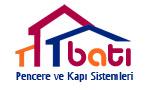 BATI Pvc Pencere Kapı Sistemleri ve Pimapen Tamiri